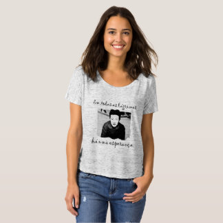 The Hope of Simone de Beauvoir T-Shirt