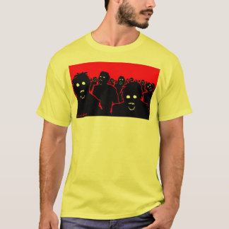"""The Horde"" Zombie Shirt"