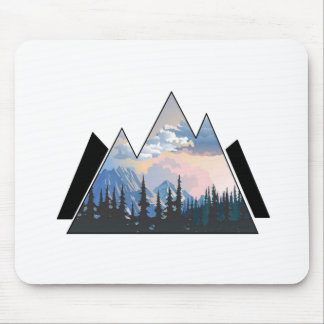The Horizon Mouse Pad