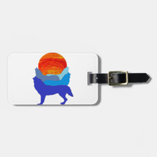 THE HORIZONS LUGGAGE TAG