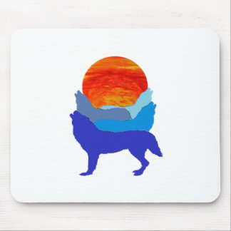 THE HORIZONS MOUSE PAD