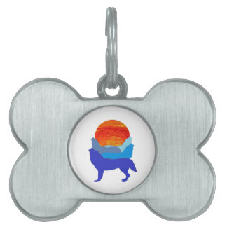 THE HORIZONS PET ID TAG