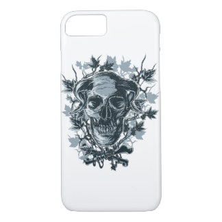 The Horned One Glossy Phone Case