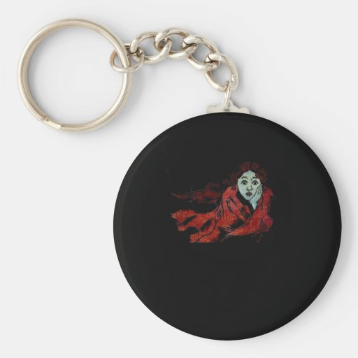 The Horror Key Chains