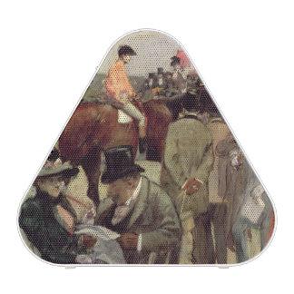 The Horse-Race, c.1890