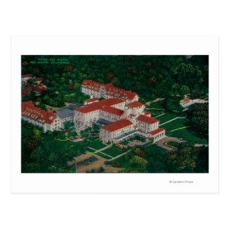 The Hotel Del Monte from the airDel Monte, CA Postcard