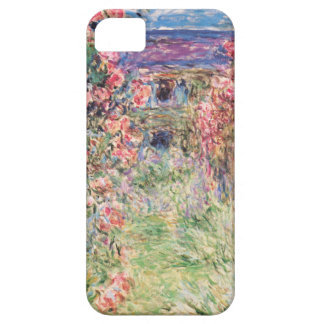 The House among the Roses, Claude Monet iPhone 5 Cases