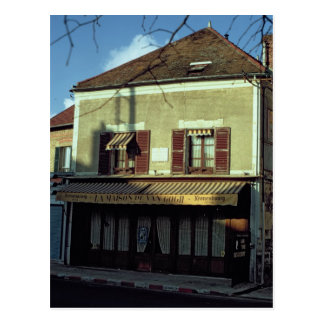The house in which Vincent van Gogh Postcard