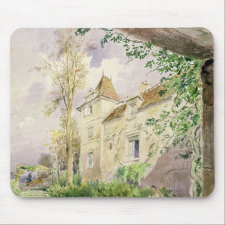The House of Armande Bejart  in Meudon, c.1906 Mouse Pad