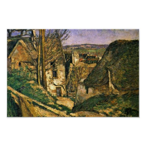 The House Of The Hanged Man At Auvers Print