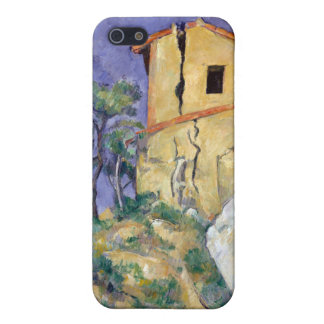 The House with the Cracked Walls - Paul Cézanne iPhone 5 Cover
