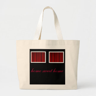 the house you take with you large tote bag