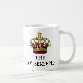 The Housekeeper with Crown Mug