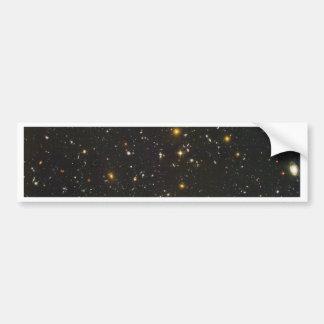 The Hubble Ultra Deep Field Bumper Sticker