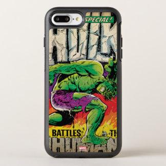 The Hulk - 1 Oct OtterBox Symmetry iPhone 7 Plus Case