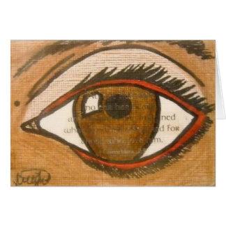 The Human Eye Cards