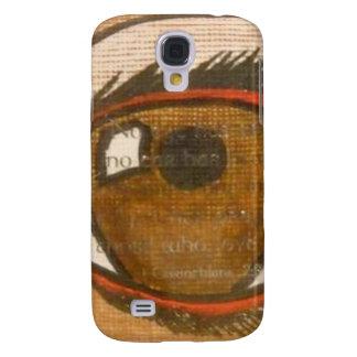 The Human Eye Samsung Galaxy S4 Cases