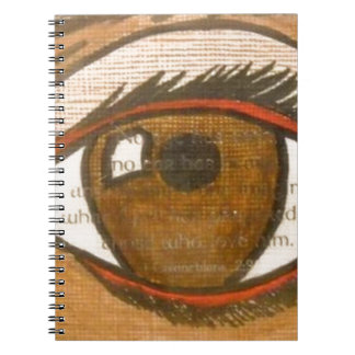 The Human Eye Note Book