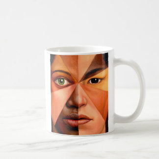 The Human Face Mug