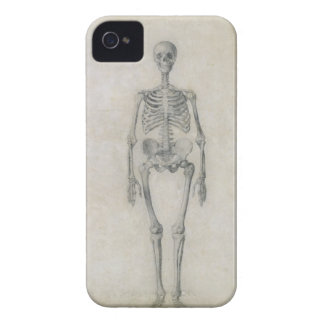The Human Skeleton, anterior view, from the series iPhone 4 Case-Mate Cases