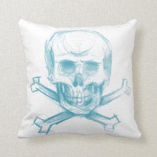 The Humble Pirate Throw Pillow