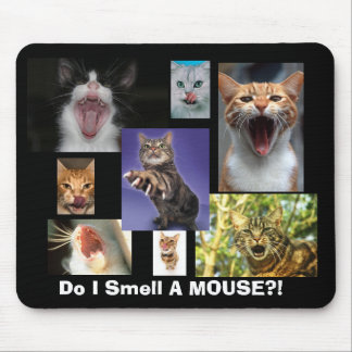 The Hungriest Mouse Pad In The World.