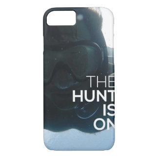 The Hunt Is On iPhone 7 Case