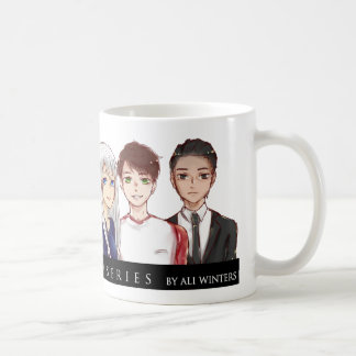 The Hunted series mug