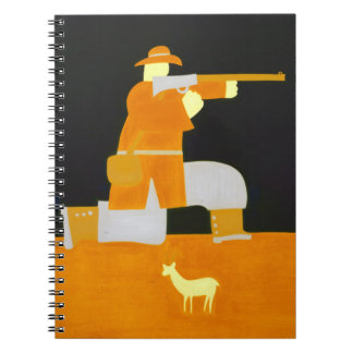 The Hunter 1998 Notebook