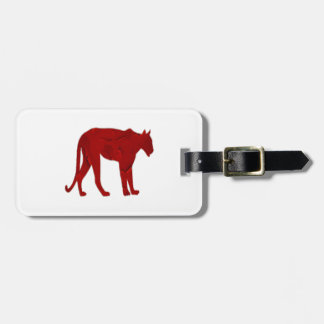The Hunter Luggage Tag