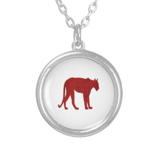 The Hunter Silver Plated Necklace