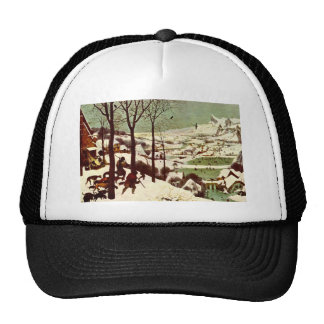 The Hunters in the Snow - 1565 Cap