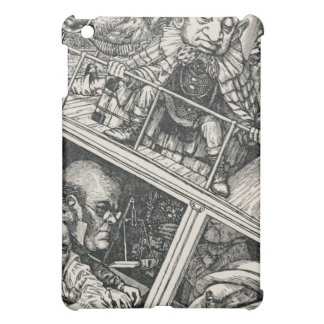 """The Hunting of the Snark"" by Lewis Carroll iPad Mini Case"