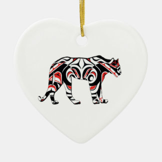 The Huntress Ceramic Ornament