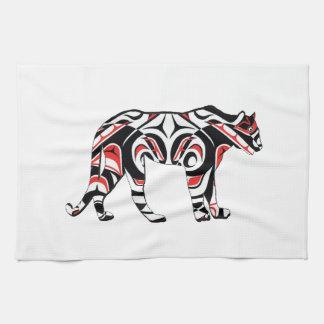 The Huntress Tea Towel