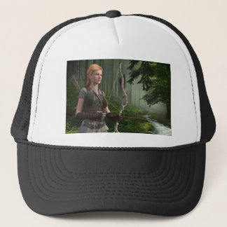 The Huntress Trucker Hat