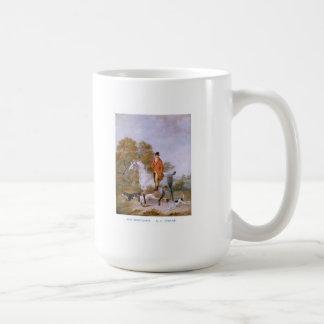 The Huntsman Basic White Mug