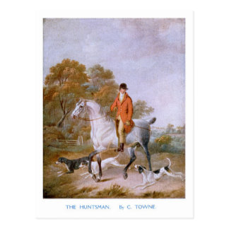 The Huntsman Postcard