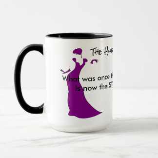 The Hurt of A Woman Mug