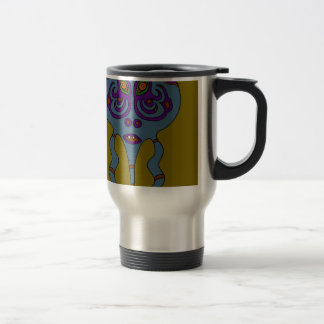 The Hypnotic One Travel Mug