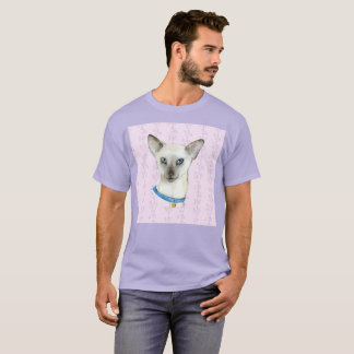 The Hypnotic Stare Artsy Watercolor Rare T-Shirt