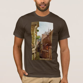 The Hypochondriac By Spitzweg Carl T-Shirt