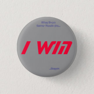 The I Win Button