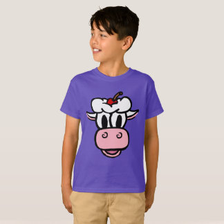The Ice Cream Cow, the lovable cow that cannot moo T-Shirt