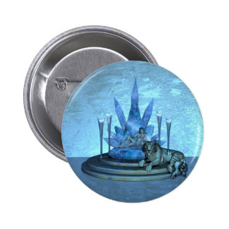 The Ice Queen Buttons