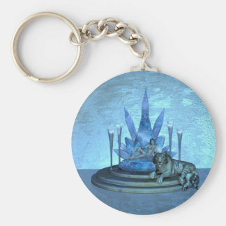 The Ice Queen Keychain