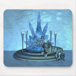 The Ice Queen Mouse Mats