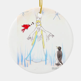 The Ice Queen Ornament