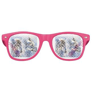 The Ice Wolf Retro Sunglasses
