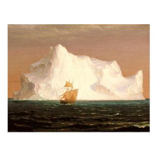 The Iceberg Postcard
